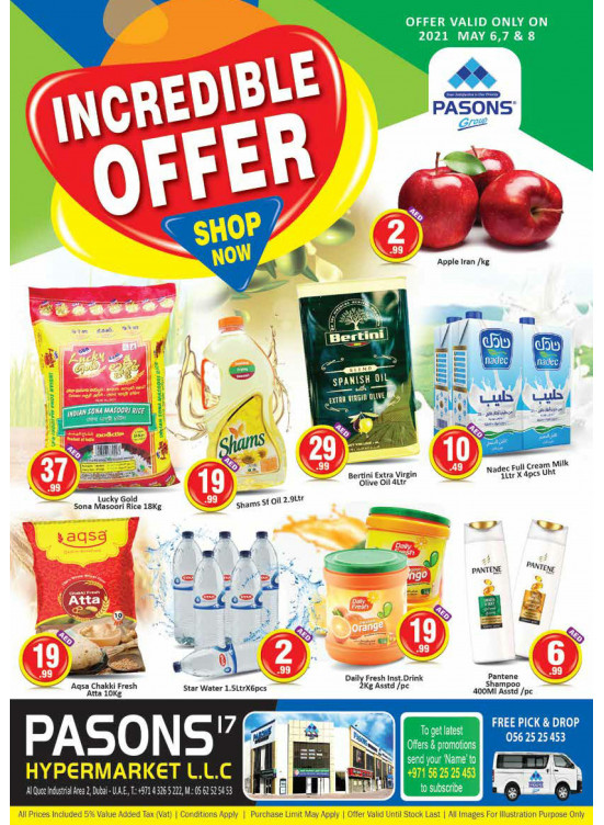 Incredible Offers - Al Quoz
