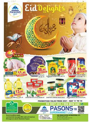 Eid Delights - Pasons 18 Supermarket