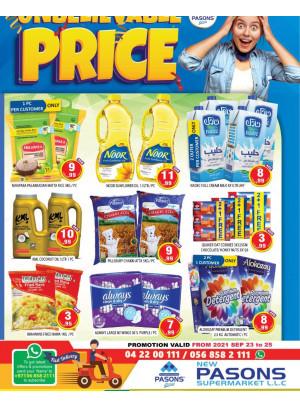 Unbelievable Prices - Al Qusais