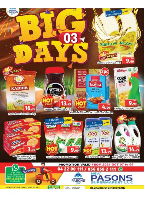 Big Deals - Al Qusais