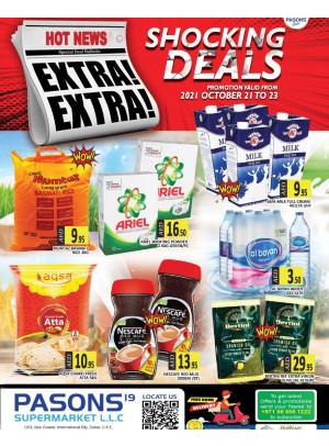 Shocking Deals - Pasons 19 Supermarket