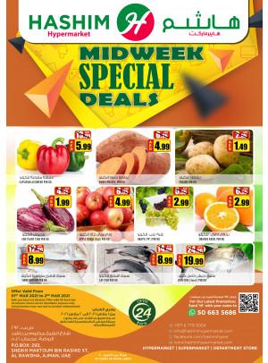 Midweek Wonder Deals