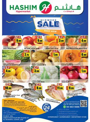 Midweek Sale