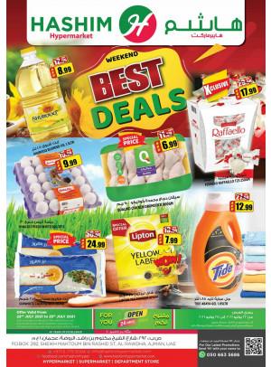 Weekend Best Deals