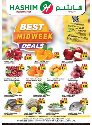 Best Midweek Deals
