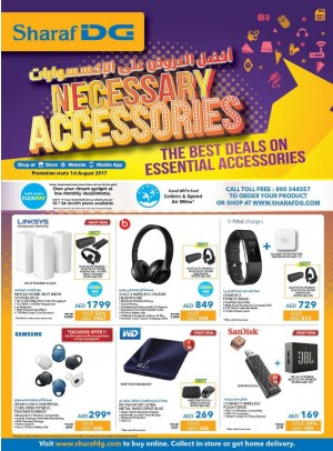 Best Deals on Necessary Accessories