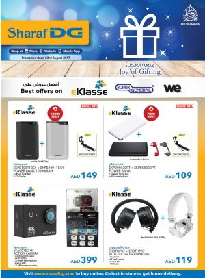 Joy of Gifting - Eid Ul Adha Offers