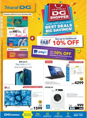 Best Deals, Big Savings