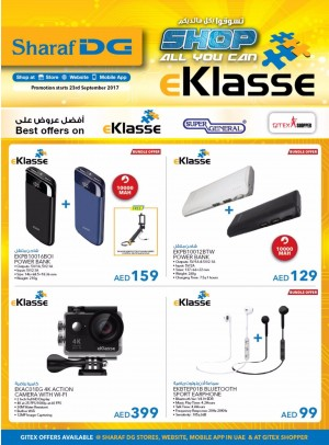 Shop All You Can Lowest Prices This Gitex - Best Offers on Eklasse