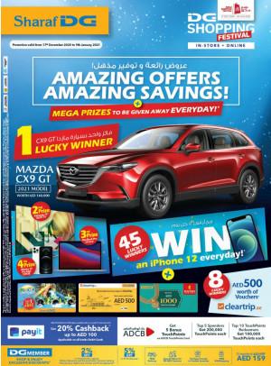 Amazing Offers, Amazing Savings
