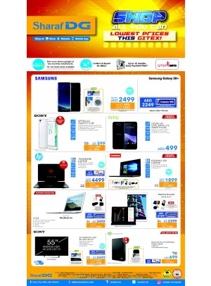 Shop All You Can Lowest Prices This Gitex