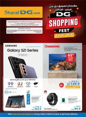 DG Shoppping Fest
