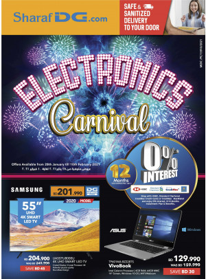 Electronics Carnival
