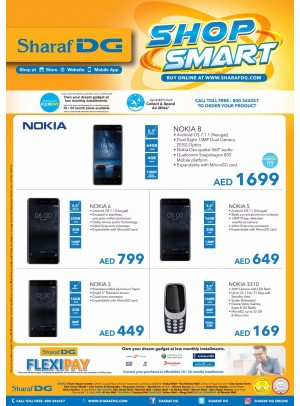 Shop Smart Offers on Nokia Mobiles