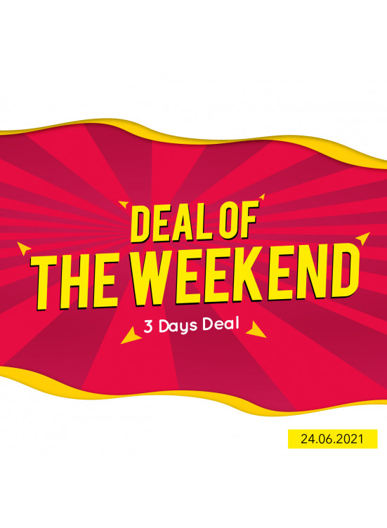 Deal Of The Weekend