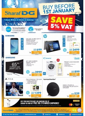 Save 5% Amazing Offer on Mobiles, TVs, Washers