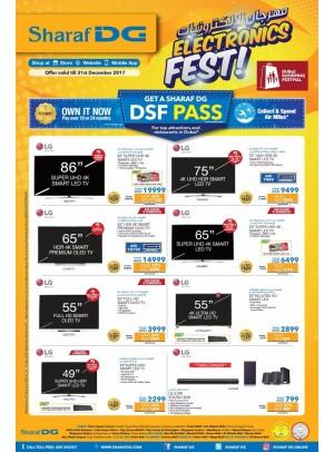 Amazing Offers On LG TVs