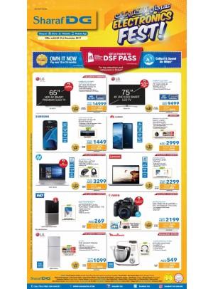 Exclusive Electronics Deals