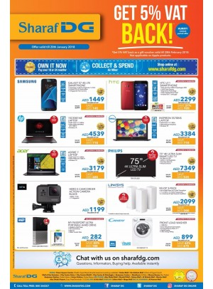 Exclusive Electronics Deals