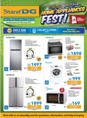 Home Appliances Fest