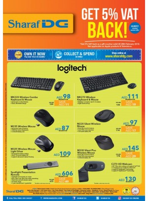 Big Discounts On Logitech Products
