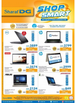 Shop Smart Offers on Laptops
