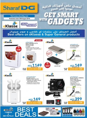 Best Offers on eKlasse & Super General Products