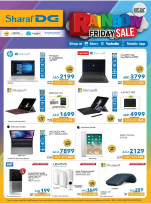White Friday Offers