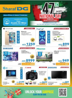 Special National Day Offers
