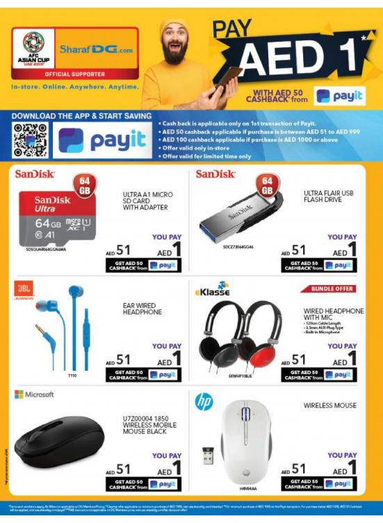 Mega Sale on Electronics