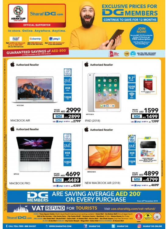 Big Electronics Deals