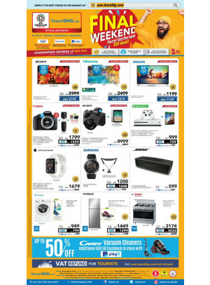 Final Weekend DSF Deals