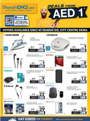 Deals From 1 AED - City Center Deira