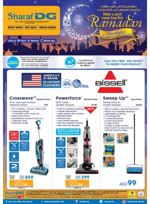 Bissel Products Offers