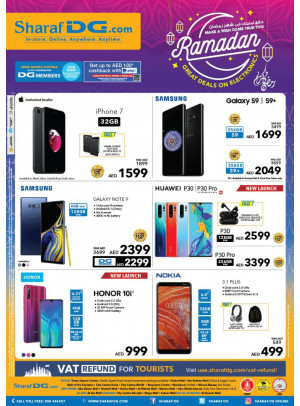 Great Ramadan Electronics Deals