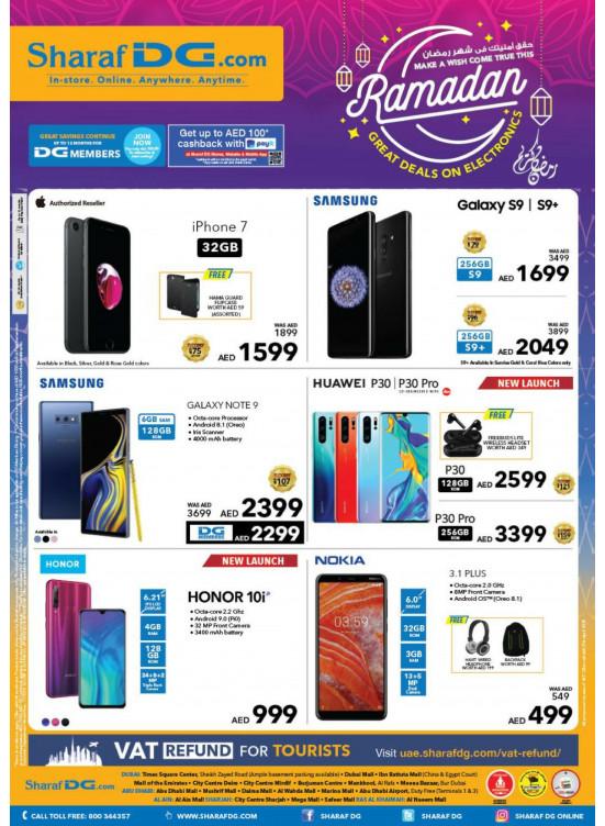 Great Ramadan Electronics Deals