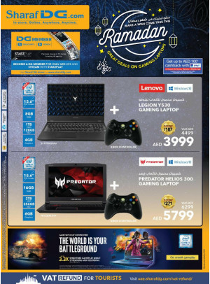 Great Deals on Gaming Laptops