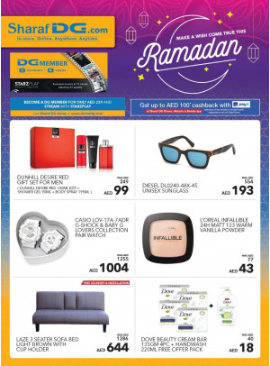Ramadan Home & Fashion Offers