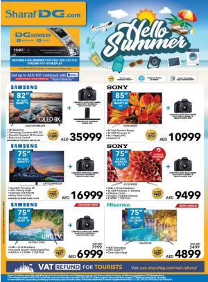 Summer Sale on TVs