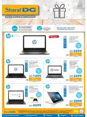 HP Laptops Eid Offers