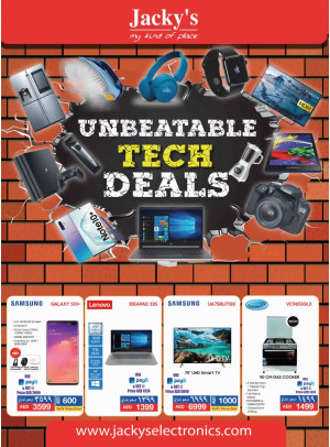 Unbeatable Tech Deals
