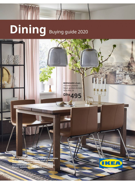 Dining Guide 2020