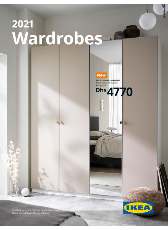 Wardrobes 2021 Offers