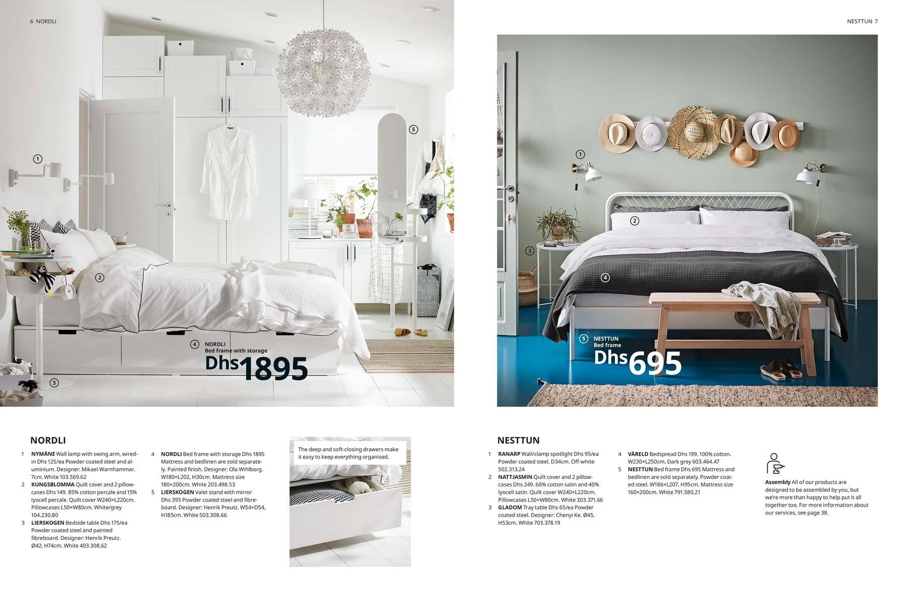 Bedroom 2020 Offers From Ikea Until 31st July Ikea Offers