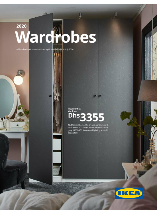Wardrobes 2020 Offers