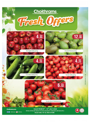 Fresh Offers