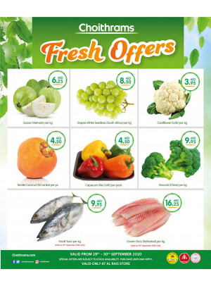 Fresh Offers - Al Rais, Dubai