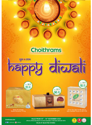 Happy Diwali Deals