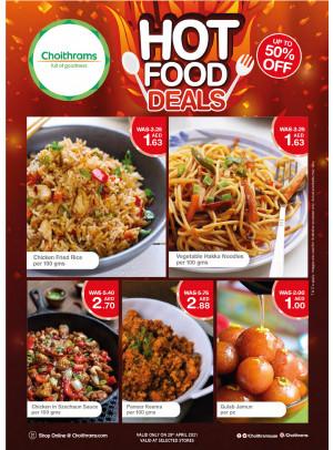Hot Food Deals