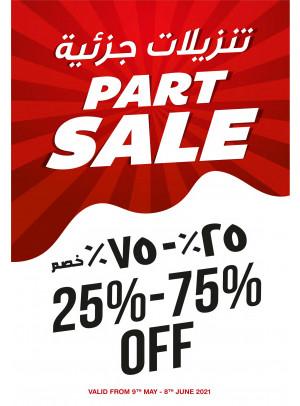 Part Sale